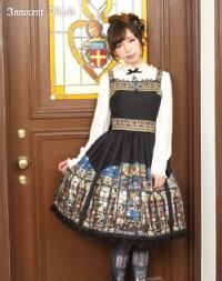 Ave Maria Stained Glass Tull Lace Jumperskirt(ご予約)